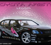 Toyota Aristo by Wishieftrottle
