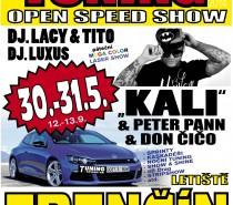 Funway TUNING open speed show Trenčín
