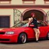 Pekelně vášnivý červenec aneb Sally a její Audi A3
