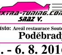 5. ročník srazu EXTRA-TUNING.com v Poděbradech se blíží