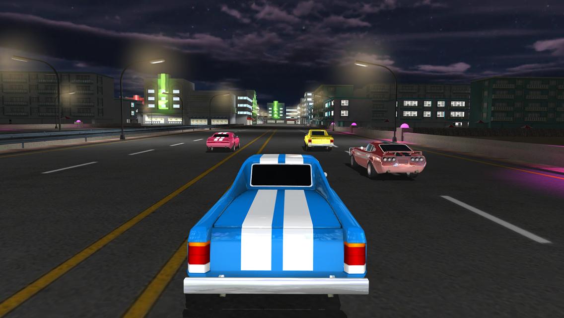 Miami Racing: Muscle cars